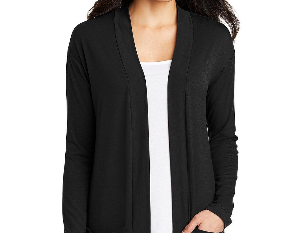 Port Authority ® Ladies Concept Long Pocket Cardigan LK5434