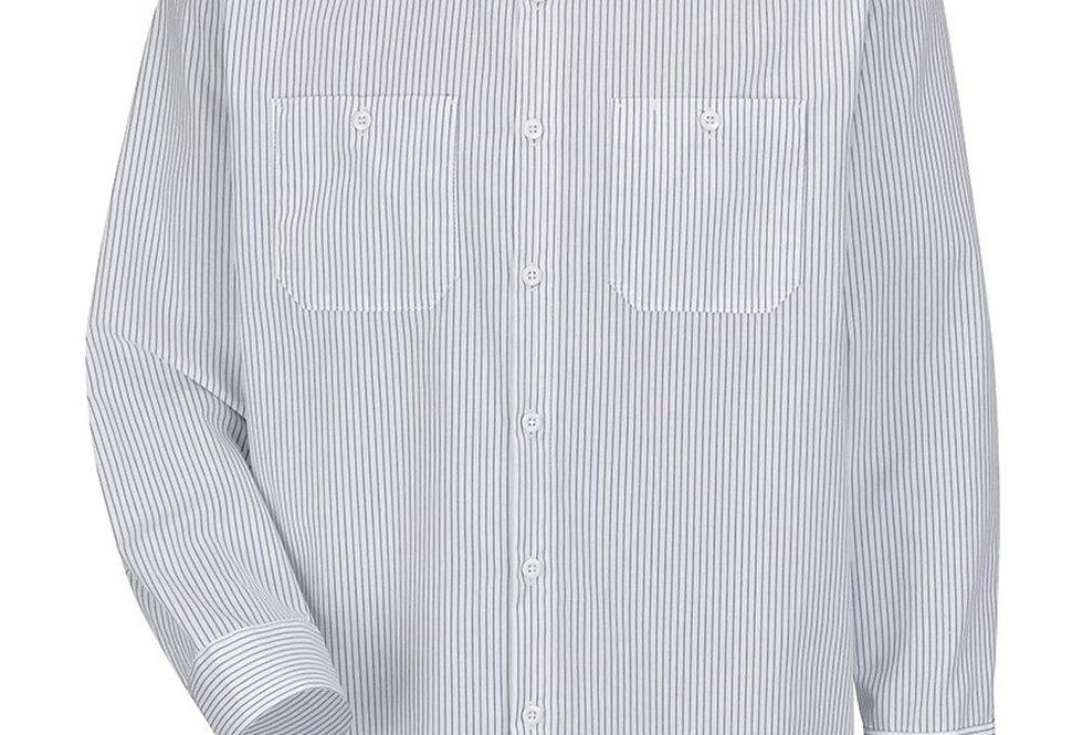 Red Kap - Premium Long Sleeve Work Shirt Long Sizes - SP10L