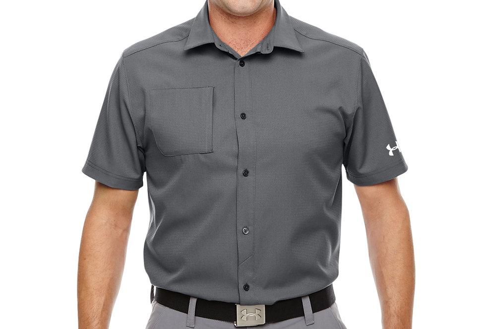 Under Armour Men's Ultimate Short Sleeve Buttondown 1259095