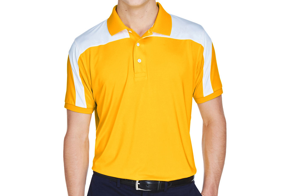 Team 365 Men's Victor Performance Polo T22