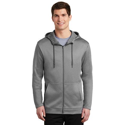 Nike Therma-FIT Full-Zip Fleece Hoodie NKAH6259