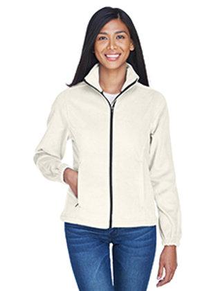UltraClub Ladies' Iceberg Fleece Full-Zip Jacket 8481