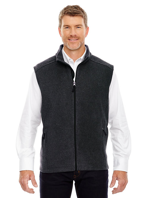 Core 365 Men's Journey Fleece Vest 88191