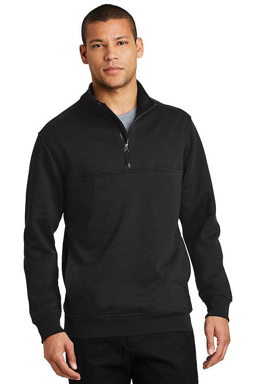 CornerStone® 1/2-Zip Job Shirt CS626