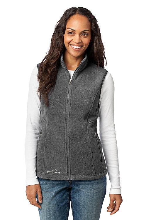 Eddie Bauer® - Ladies Fleece Vest EB205