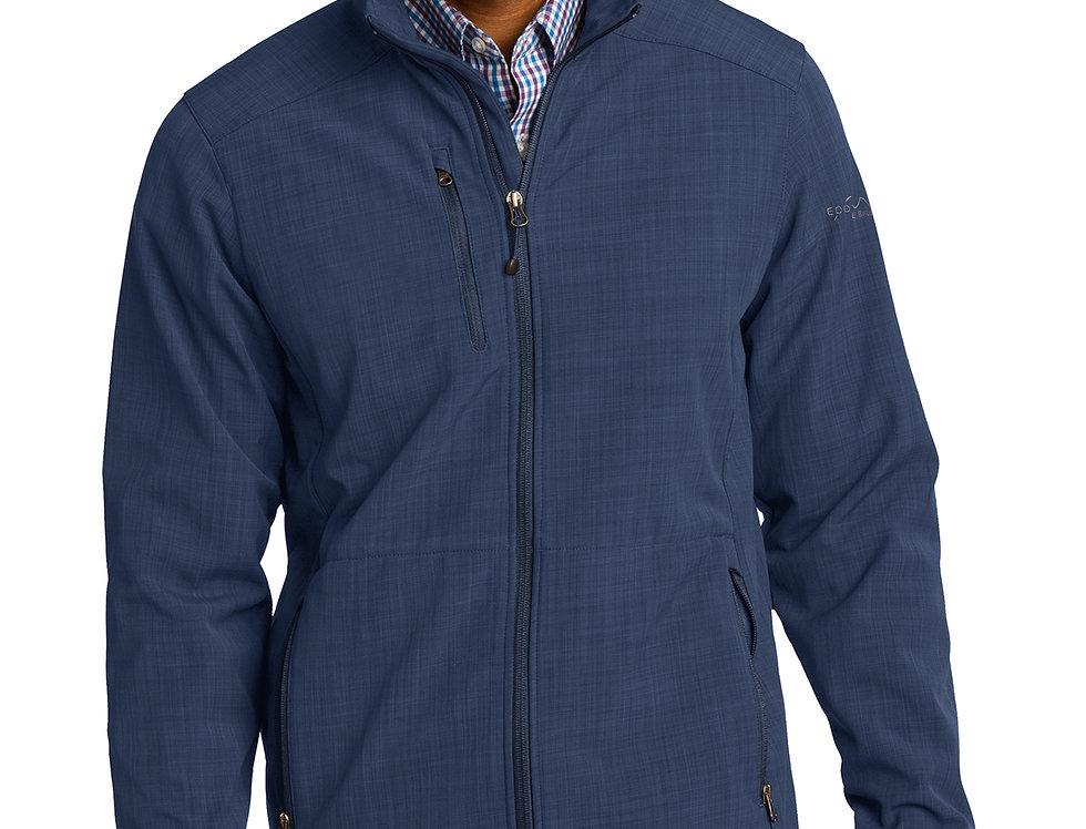 Eddie Bauer® Shaded Crosshatch Soft Shell Jacket EB532
