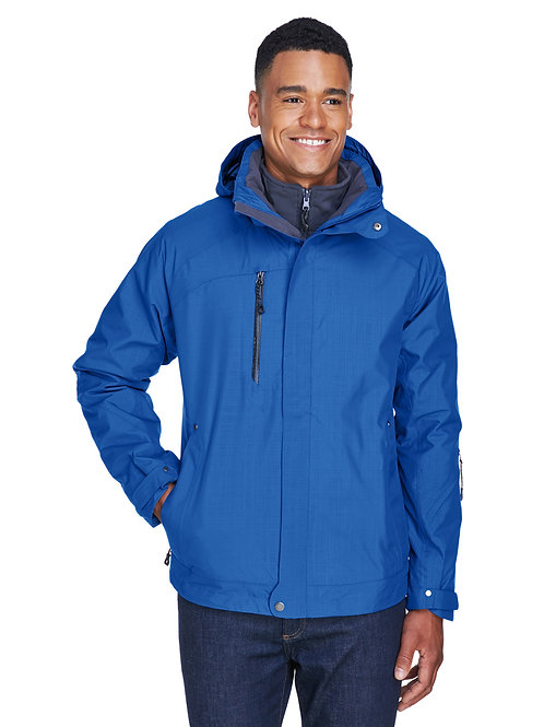North End Men's Caprice 3-in-1 Jacket with Soft Shell Liner 88178