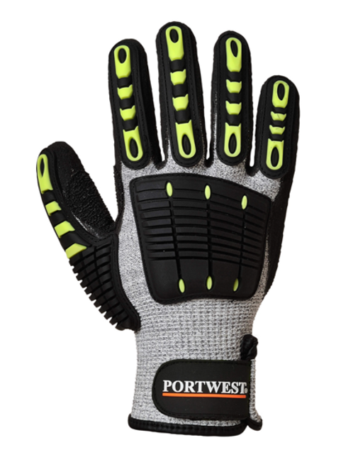 ANTI IMPACT CUT RESISTANT THERM GLOVE - A729