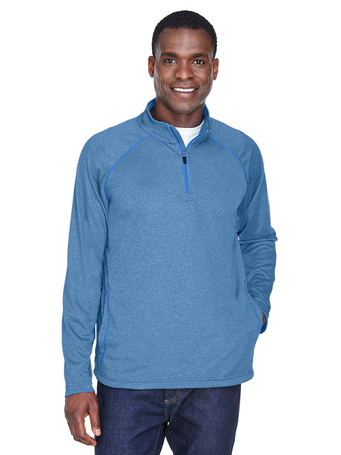 Devon & Jones Men's Stretch Tech-Shell® Compass Quarter-Zip DG440