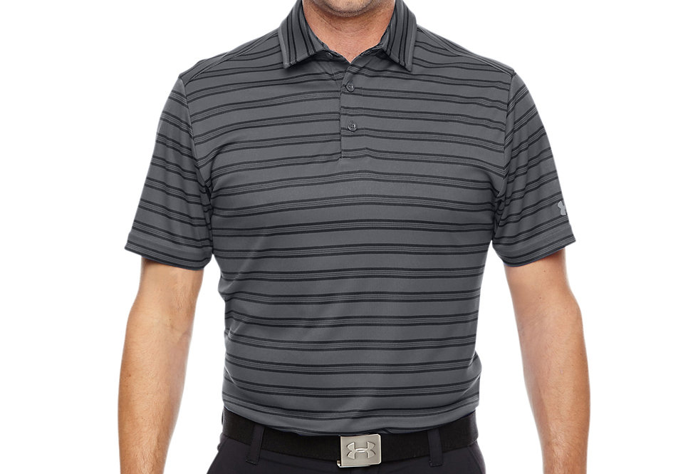 Under Armour Tech Stripe Polo 1283704