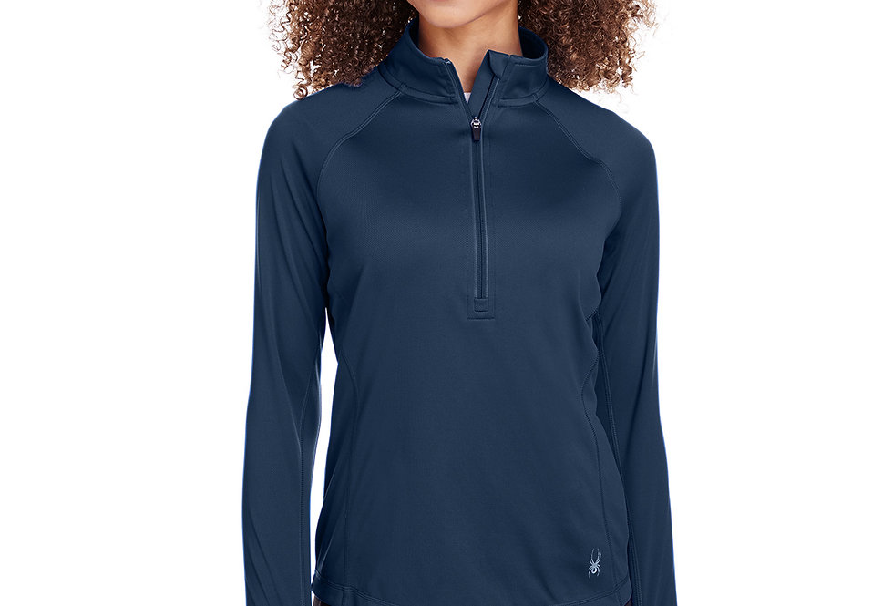 Spyder Ladies' Freestyle Half-Zip Pullover S16798