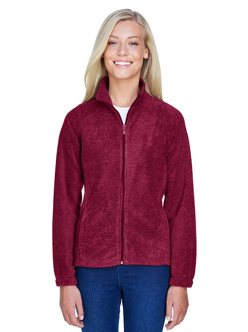 Harriton Ladies' 8 oz. Full-Zip Fleece M990W