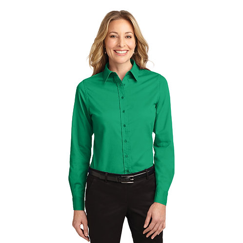 Port Authority Long Sleeve Easy Care Shirt L608