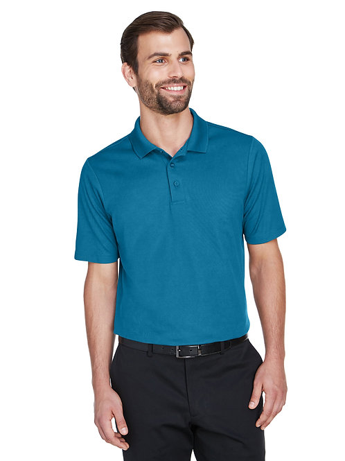 Devon & Jones CrownLux Performance™ Men's Plaited Polo DG20