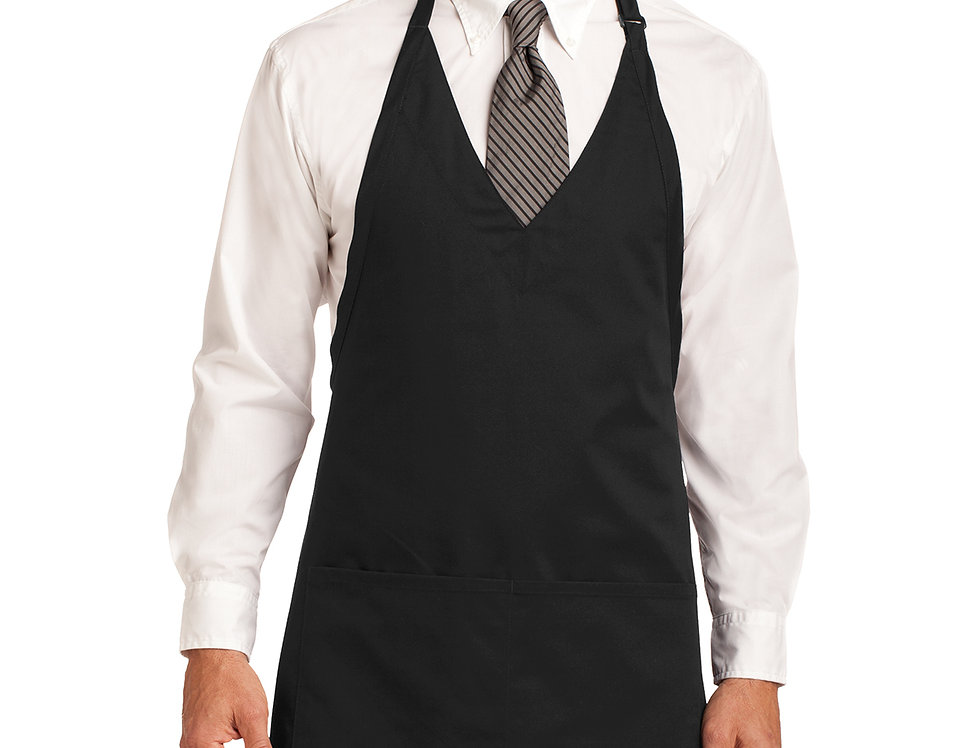 Port Authority® Easy Care Tuxedo Apron with Stain Release A704
