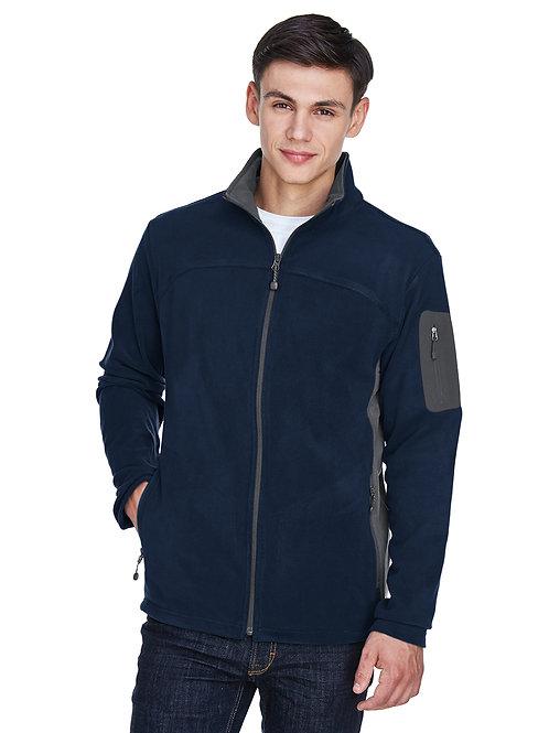 North End Men's Microfleece Jacket 88123