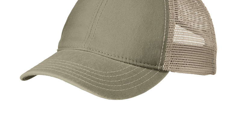 District Super Soft Mesh Back Cap DT630