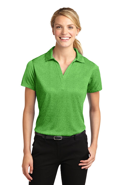 Sport-Tek® Ladies Heather Contender™ Polo LST660