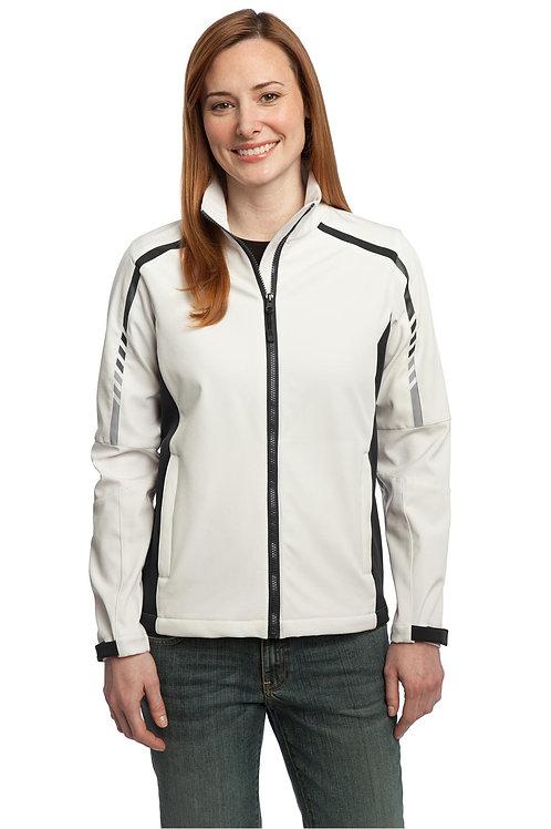 Port Authority® Ladies Embark Soft Shell Jacket L307