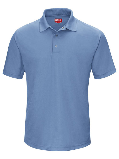 Red Kap - Short Sleeve Performance Knit Gripper-Front Polo - SK74