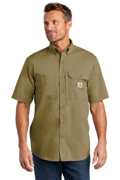 Carhartt Force ® Ridgefield Solid Short Sleeve Shirt CT102417