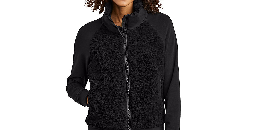 OGIO® Ladies Luuma Sherpa Full-Zip LOG815