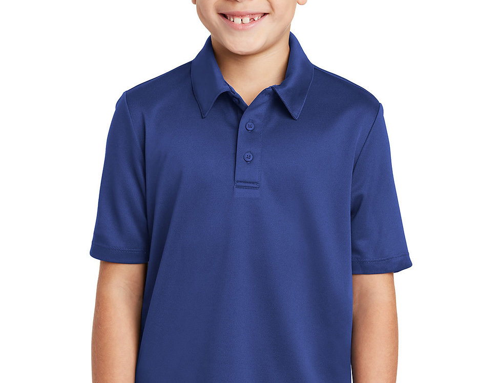 Port Authority Youth Silk Touch Performance Polo Y540