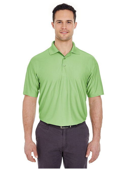 UltraClub Men's Tall Cool & Dry Elite Performance Polo 8415T