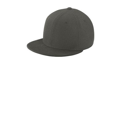 New Era Youth Original Fit Diamond Era Flat Bill Snapback Cap NE304