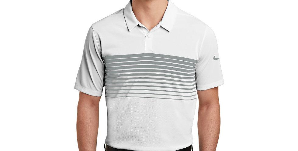 Nike Dri-FIT Chest Stripe Polo NKAA1855