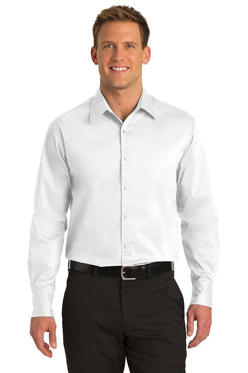 Port Authority Stretch Poplin Shirt S646