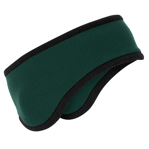 Port Authority Two-Color Fleece Headband C916