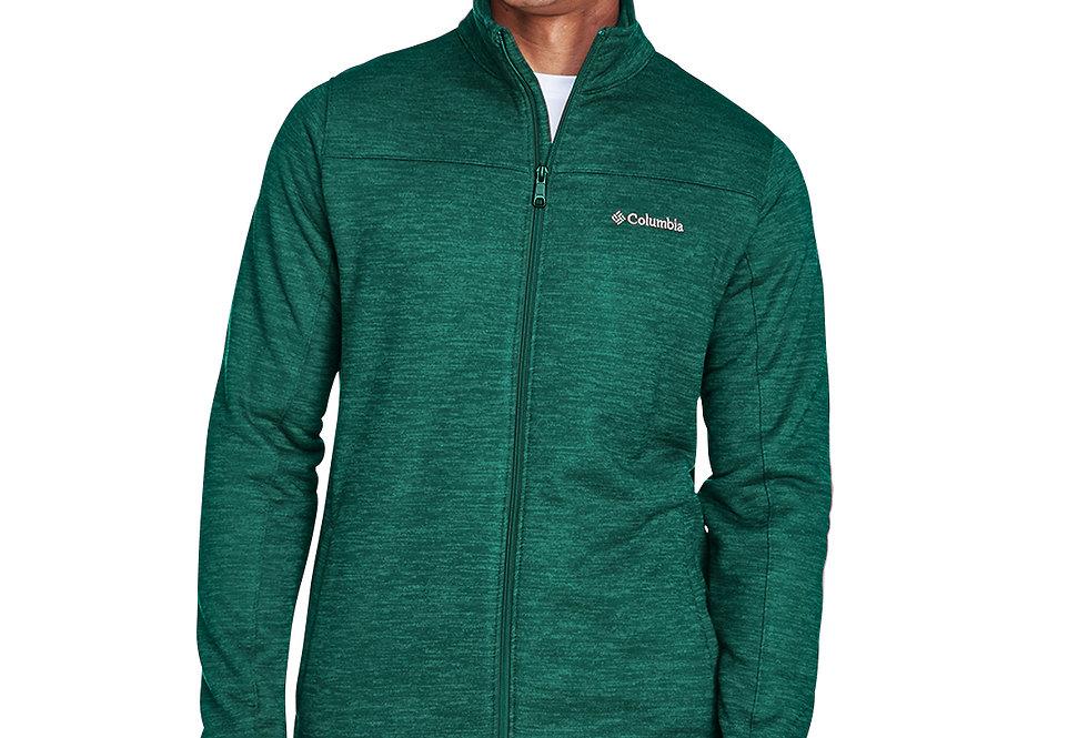 Columbia Men's Birch Woods™ II Full-Zip Fleece Jacket 1807681