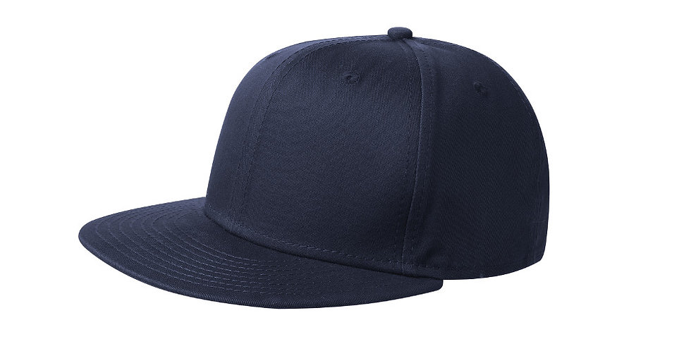 New Era Flat Bill Snapback Cap NE400