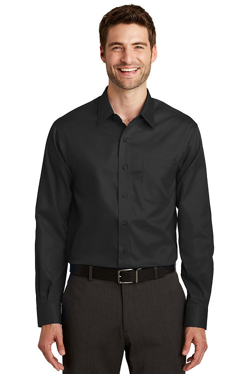 Port Authority Non-Iron Twill Shirt S638