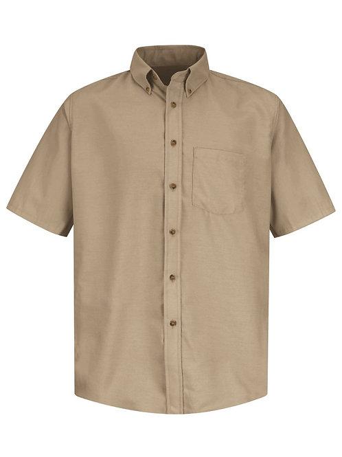 Red Kap - Poplin Short Sleeve Dress Shirt - SP80