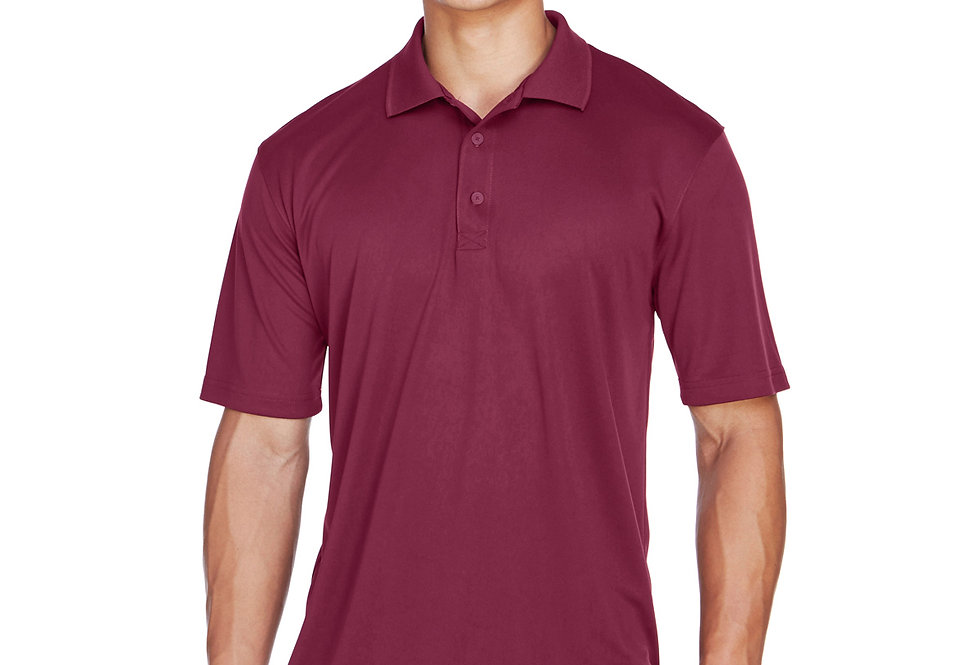 UltraClub Men's Cool & Dry Sport Polo 8405