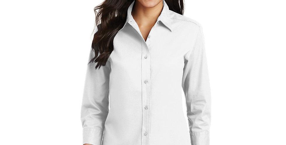 Port Authority Ladies 3/4-Sleeve Easy Care Shirt L612