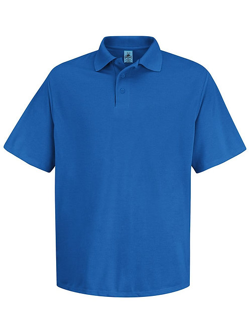 Red Kap - Short Sleeve Spun Polyester Pocketless Polo - SK20