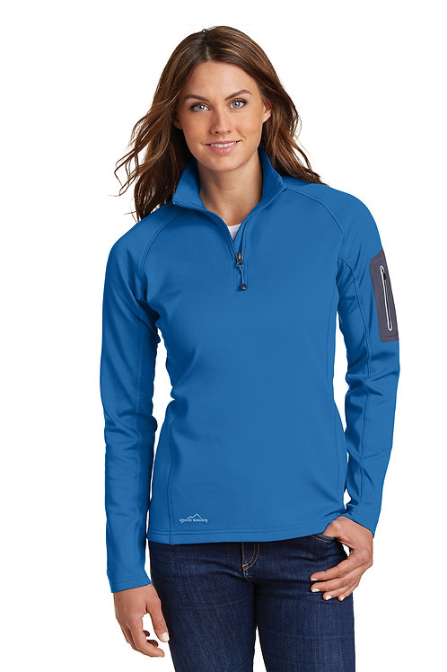 Eddie Bauer® Ladies 1/2-Zip Performance Fleece EB235
