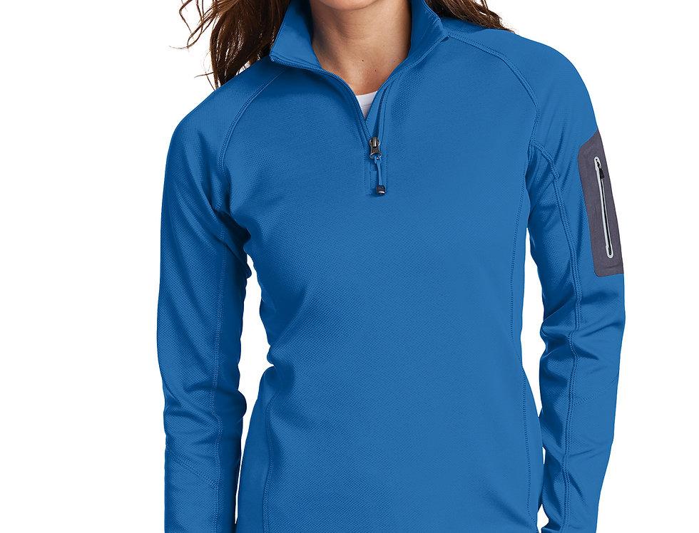 Eddie Bauer® Ladies 1/2-Zip Performance Fleece EB235