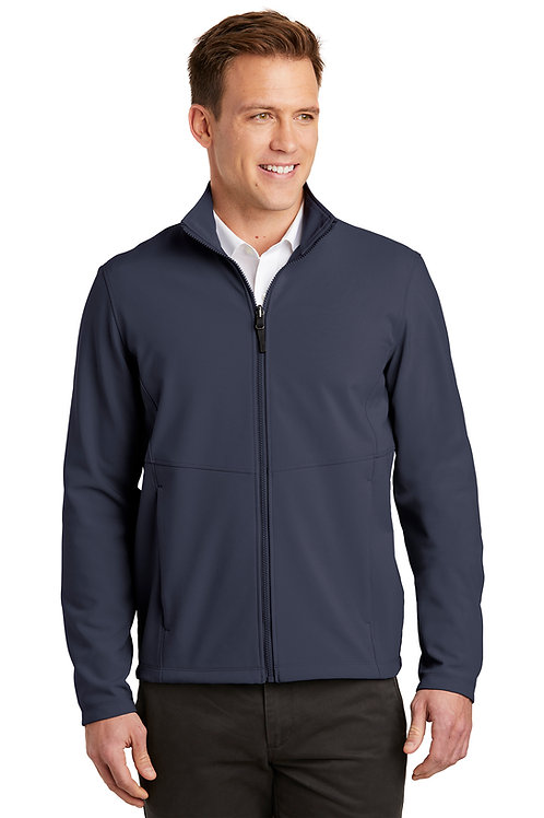 Port Authority ® Collective Soft Shell Jacket J901