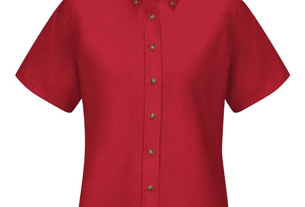 Red Kap - Women's Poplin Dress Shirt - SP81