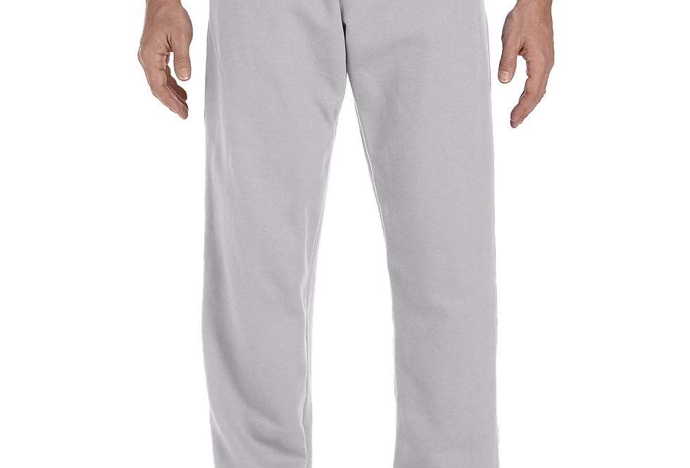 Gildan Adult DryBlend® Adult 9 oz., 50/50 Open-Bottom Sweatpants NO LOGO G123