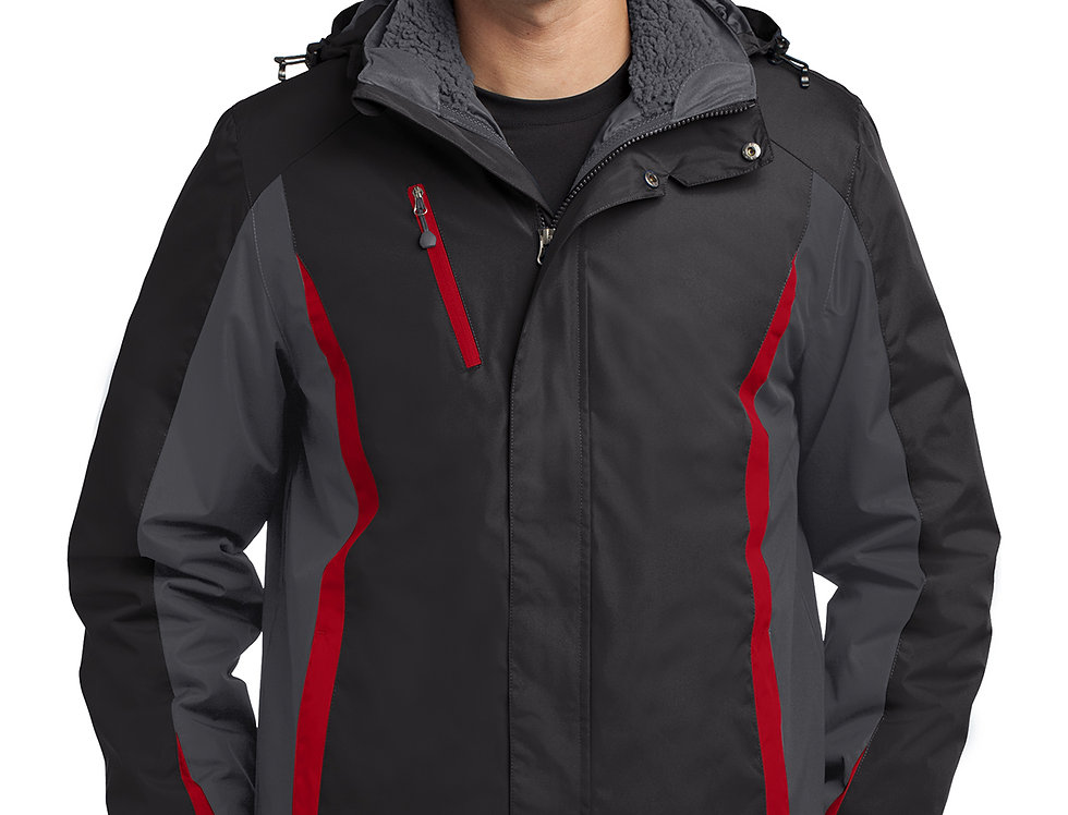 Port Authority® Colorblock 3-in-1 Jacket J321
