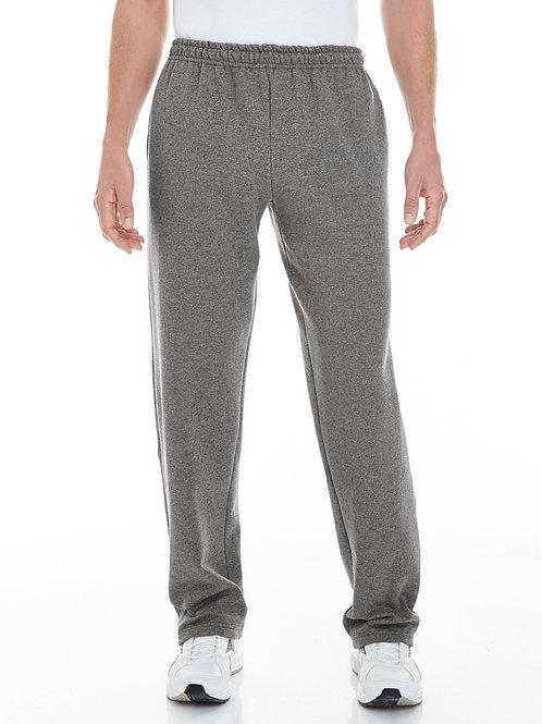 Gildan Adult Heavy Blend™ Adult 8 oz. Open-Bottom Sweatpants with Pockets G183