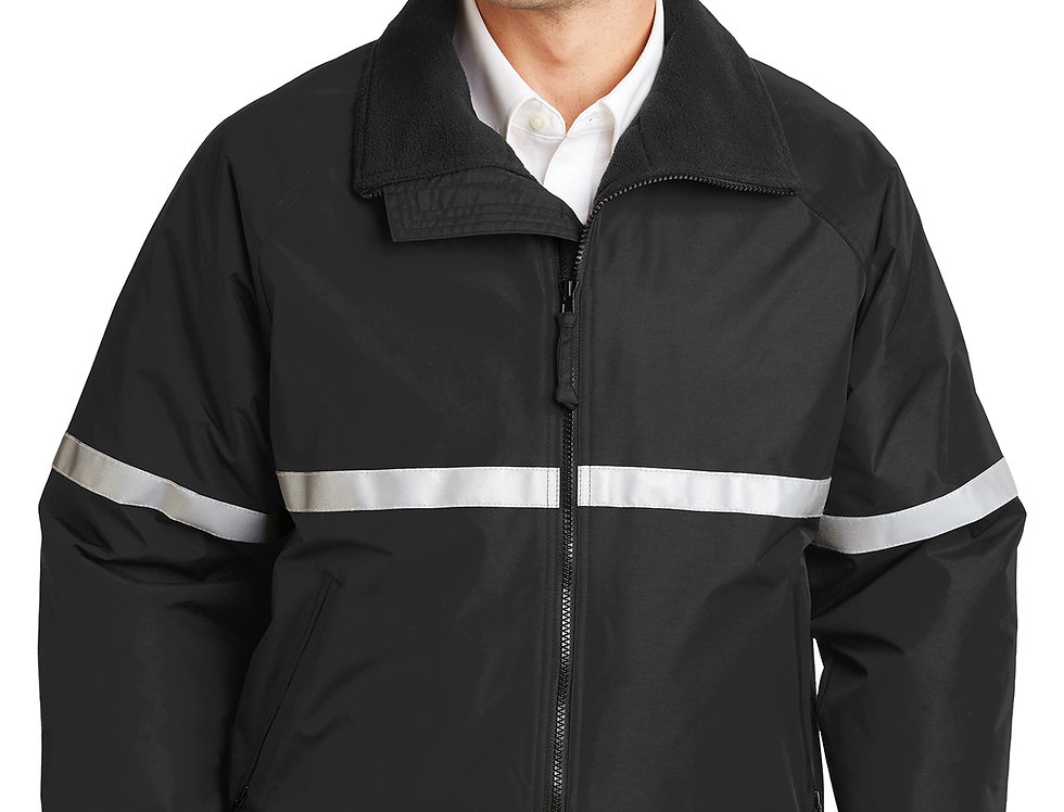 Port Authority® Challenger™ Jacket with Reflective Taping J754R