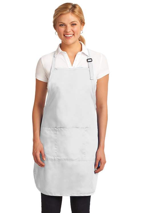 Port Authority® Easy Care Full-Length Apron with Stain Release A703