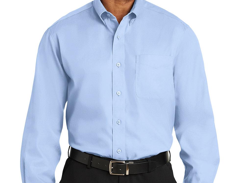 Red House® - Dobby Non-Iron Button-Down Shirt RH60