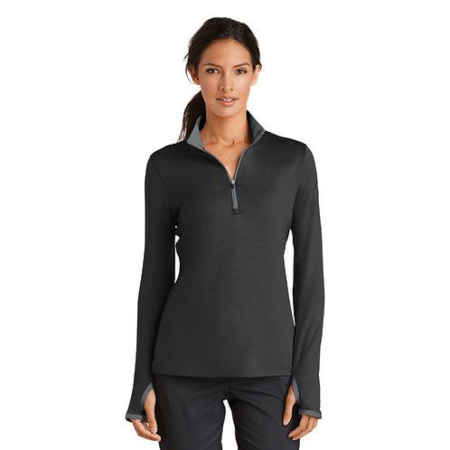 Nike Ladies Dri-FIT Stretch 1/2-Zip Cover-Up 779796